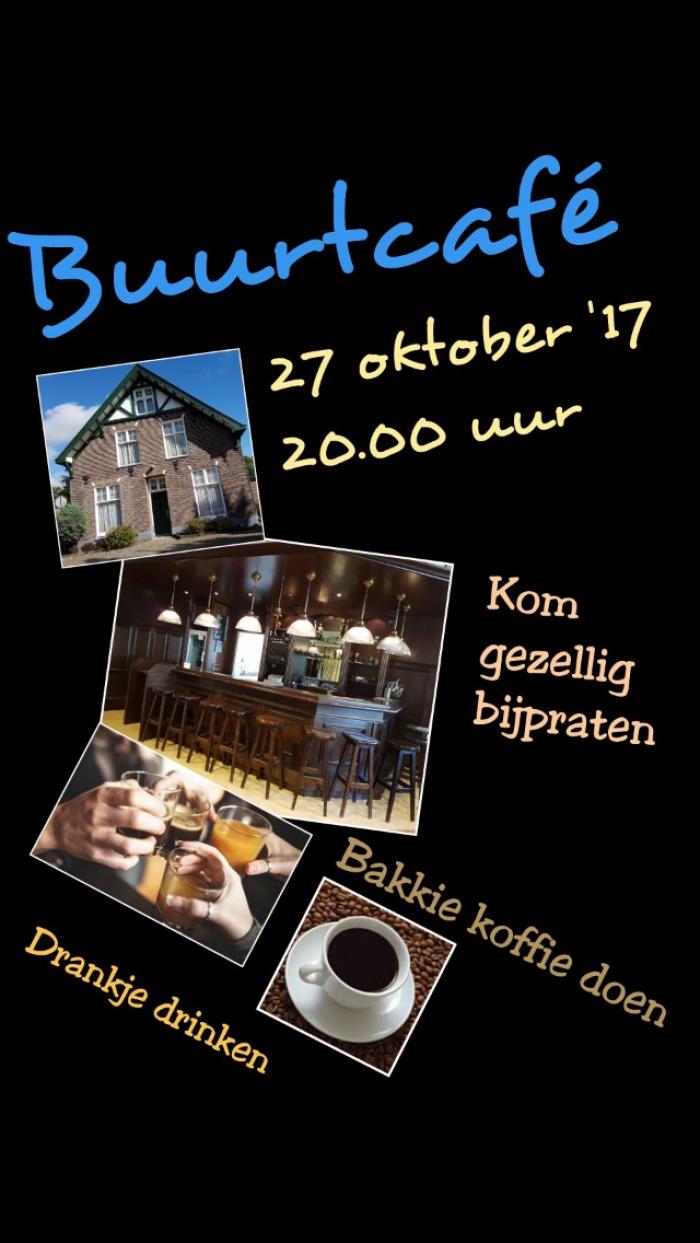 Buurtcafe Oud Hollandse Spellen